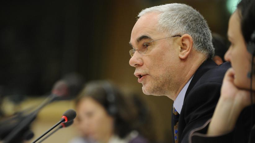 Flüchtlingsverteilung: Der ungarische Minister für Humanressourcen, Zoltán Balog