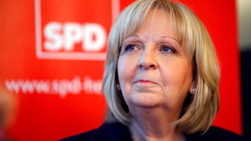 NRW: Hannelore Kraft tritt von allen SPD-Ämtern zurück