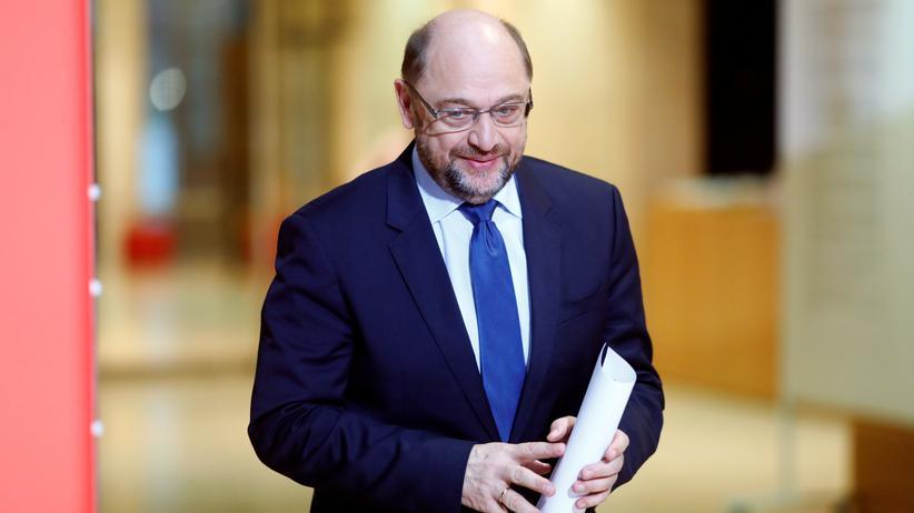 Regierungsbildung: SPD-Spitze stimmt für Sondierungen mit der Union