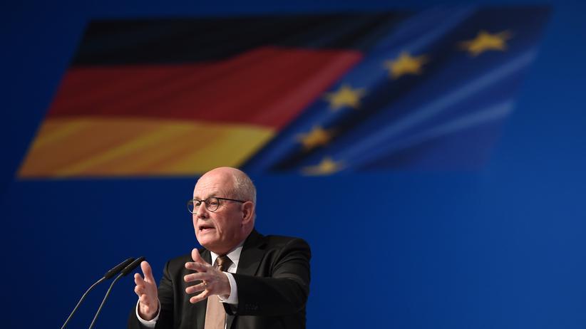 Europäische Einigung: Unionspolitiker weisen Schulz' Europavorstoß zurück