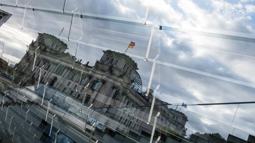 Alternative für Deutschland: Hier tagt das Bundestagsplenum: Reichstagsgebäude