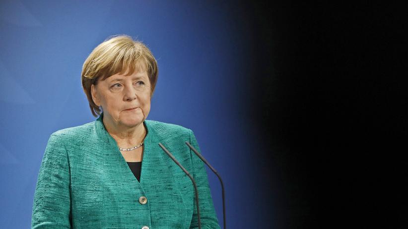 """Große Koalition: Merkel spricht von """"herben"""" Zugeständnissen an die SPD"""
