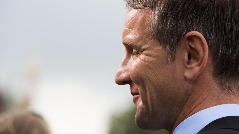 AfD: Björn Höcke führt den Thüringer AfD-Landesverband.