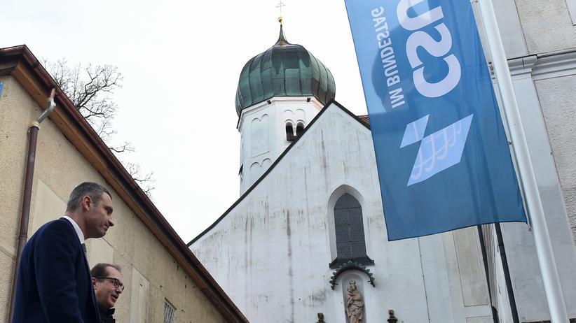 """CSU-Klausur: Klitschko sieht Ukraine als """"Teil der europäischen Familie"""""""