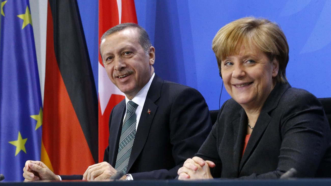 Deutsch-türkische Beziehungen: Berlin und Ankara gehen aufeinander zu