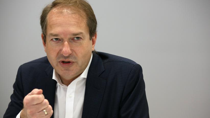 Alexander Dobrindt: Der CSU-Politiker Alexander Dobrindt
