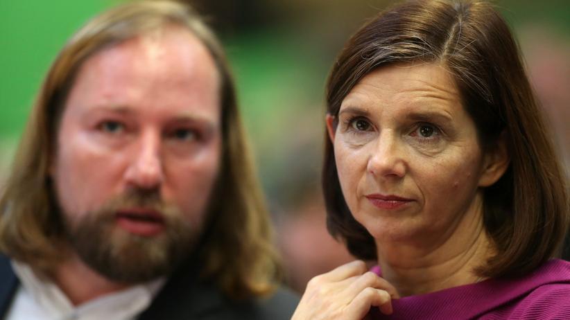 Die Grünen: Göring-Eckardt und Hofreiter als Fraktionsvorsitzende wiedergewählt