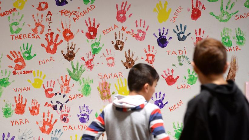Kinderschutzbund: Minderjährige in einem Flüchtlingslager im niedersächsischen Hameln