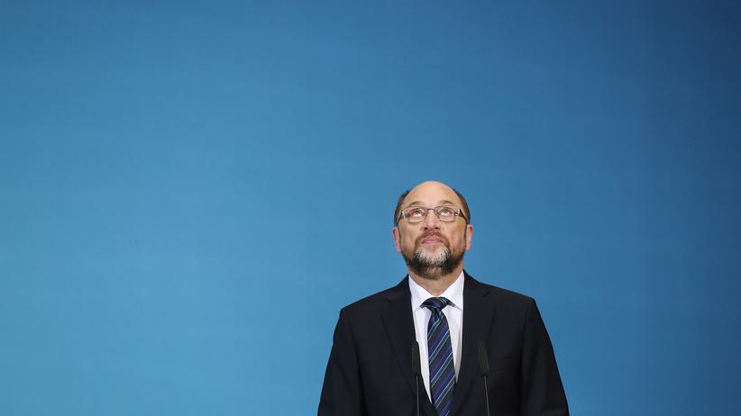 Martin Schulz: Es geht auch um Schulz' Autorität.