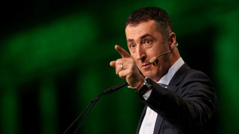 """Cem Özdemir: """"Ich kandidiere nicht für den Fraktionsvorsitz"""""""