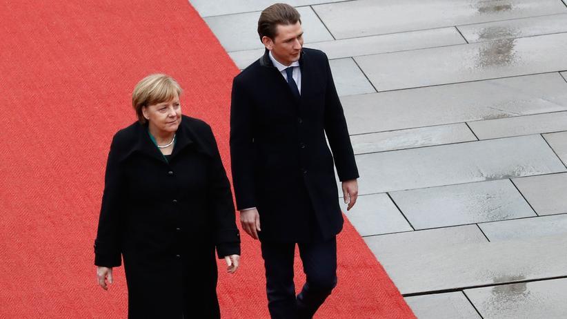 """Sebastian Kurz: """"Es wäre fair, uns nach unseren Taten zu messen"""""""