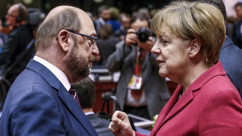 Sondierungsgespräche: Union und SPD starten entscheidende Verhandlungen