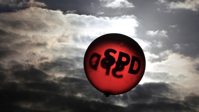 SPD: Lehnt diese große Koalition ab!