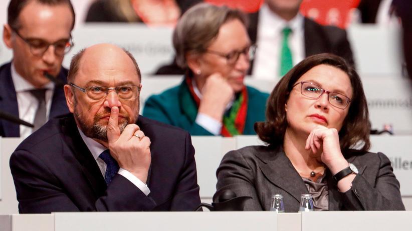 Regierungsbildung: Soll die SPD über eine große Koalition verhandeln?