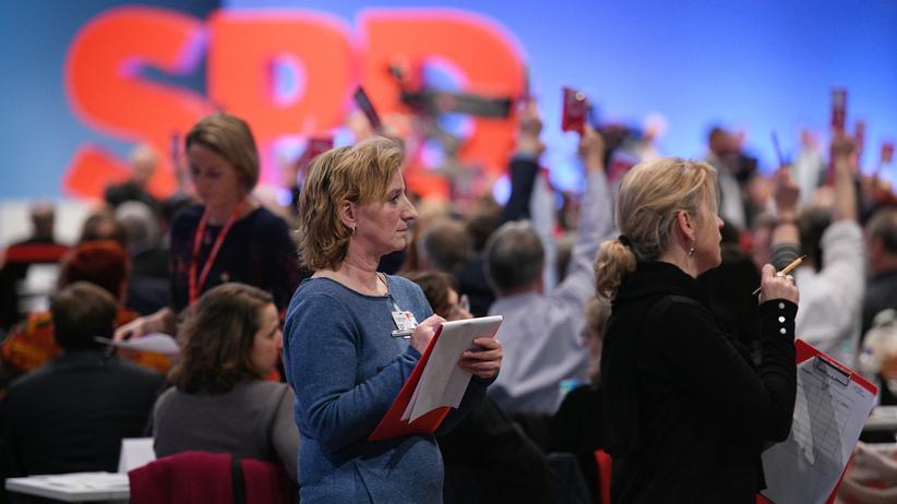 Mitgliedervotum: SPD nennt Stichtag für Neueintritte