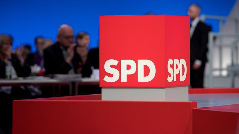 Große Koalition: Berliner SPD stimmt gegen Koalitionsverhandlungen
