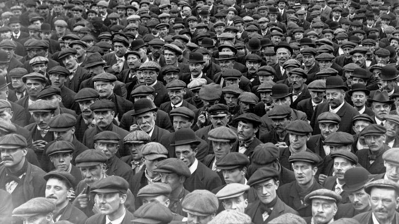 Linke Parteien: Arbeitereinheitsfront?