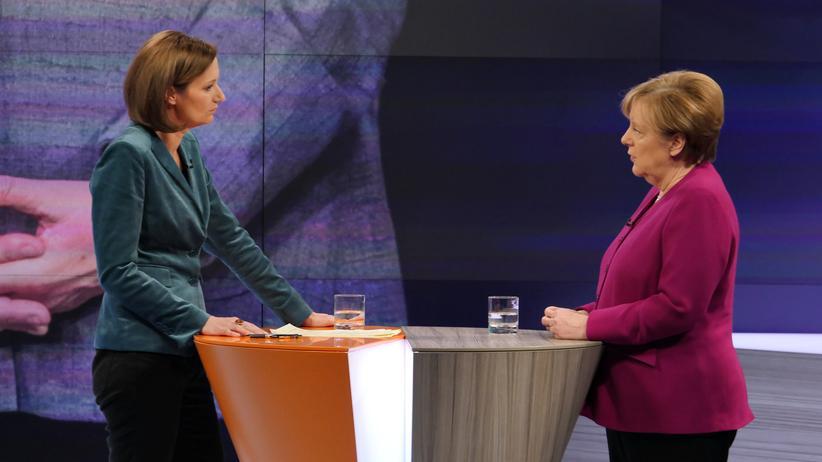"""Reaktionen zum Interview: """"Die Kanzlerin hat verstanden"""""""