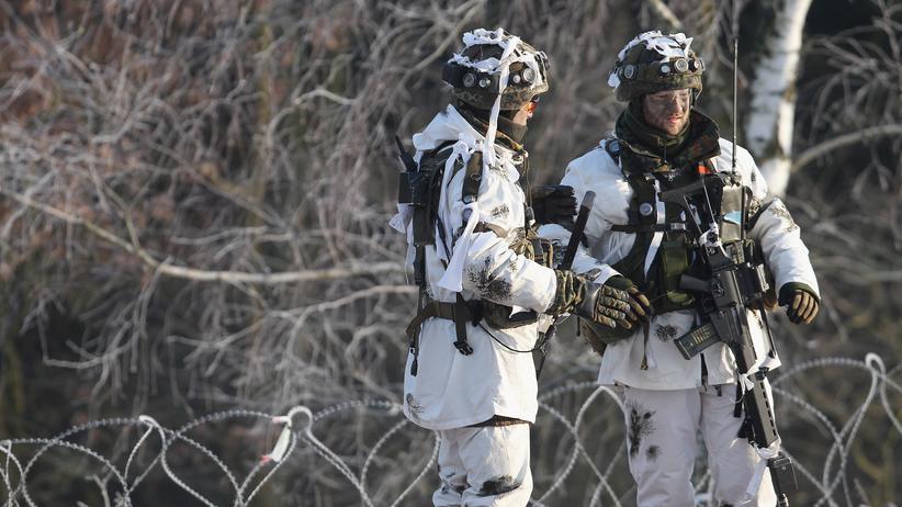Bundeswehr: Bundeswehrverband kritisiert Ausstattung der Truppe