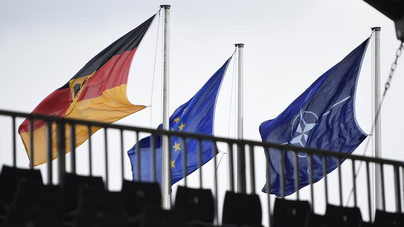 Bundeswehr: Die Nato will zwei neue Hauptquartiere aufbauen – eins davon soll in Deutschland entstehen.