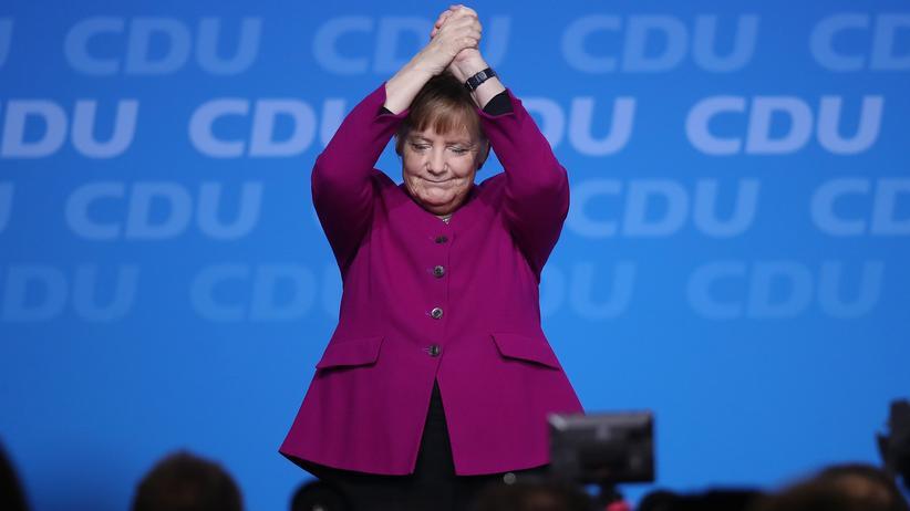 CDU: War da was?