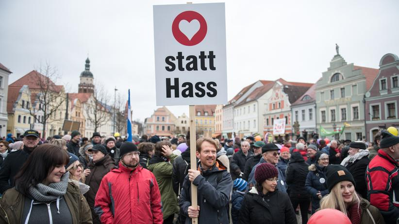 Cottbus Demonstration I