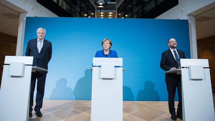 Große Koalition: Warten auf Groko