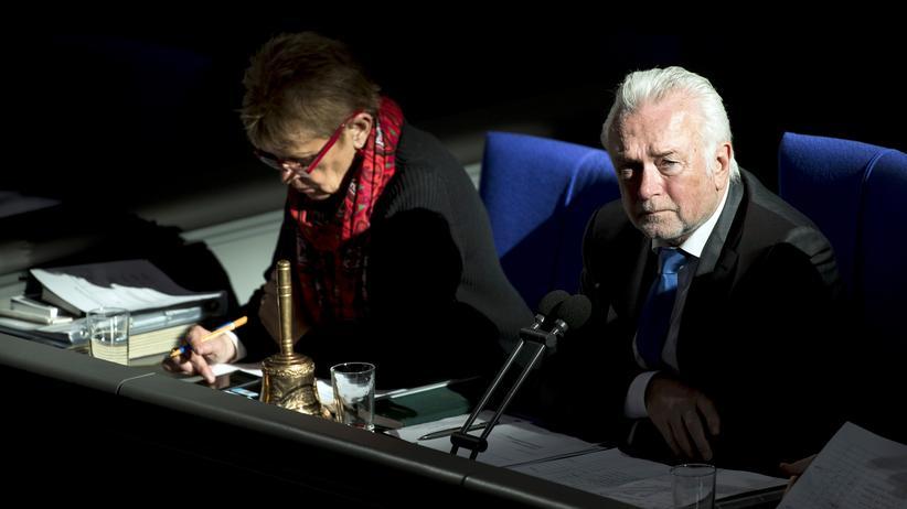 Wolfgang Kubicki: Sie können sich gern wieder setzen