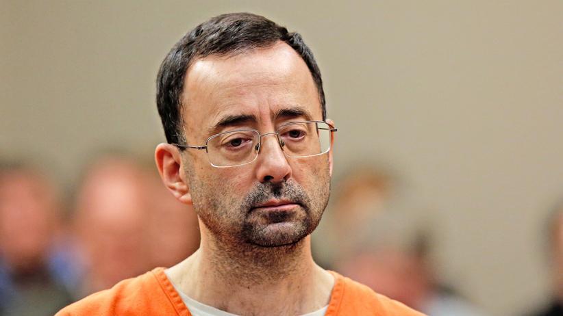 Larry Nassar: US-Teamarzt soll 265 Frauen missbraucht haben