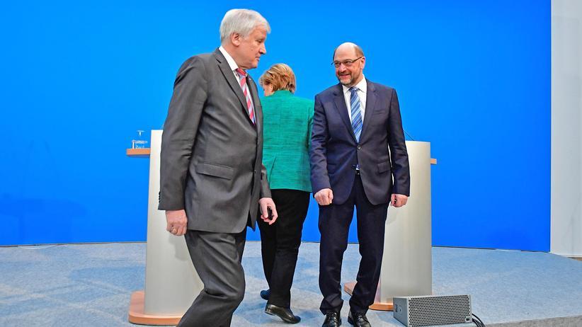Einigung in Koalitionsverhandlungen: Warten auf den 4. März