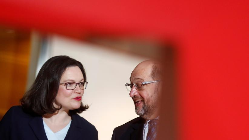 SPD: Widerstand gegen Nahles wächst