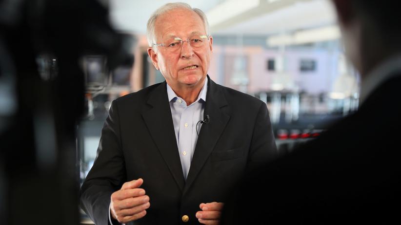Wolfgang Ischinger: Wolfgang Ischinger