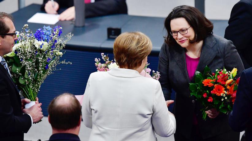 """Wahl von Angela Merkel: """"Es waren mehr Gegenstimmen als erwartet"""""""