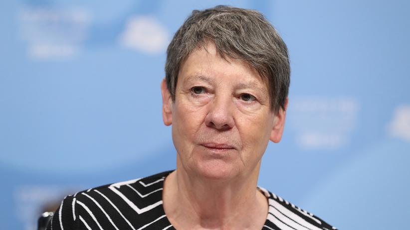 Neue Bundesregierung: Barbara Hendricks scheidet aus Kabinett aus