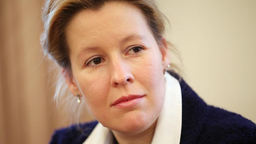 Große Koalition: Franziska Giffey wird Bundesfamilienministerin