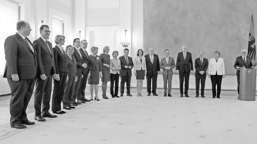 Große Koalition: Es wird endlich regiert