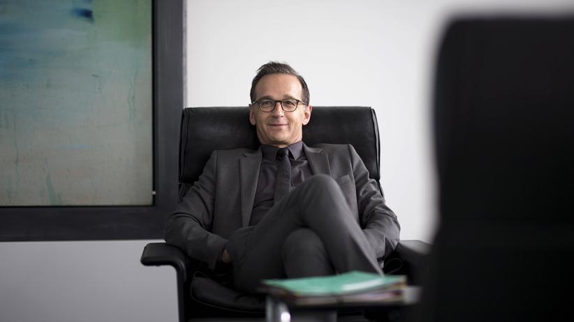 Heiko Maas: Der neue Diplomat