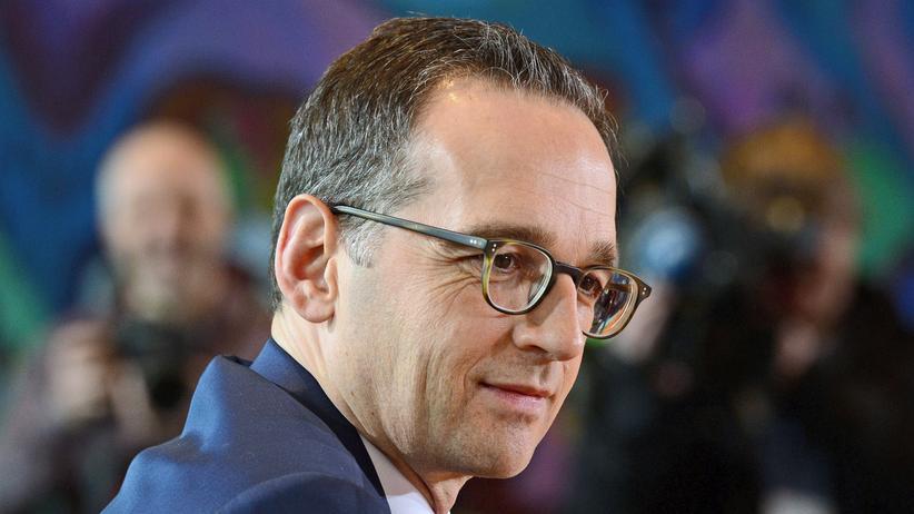 Große Koalition: Der bisherige Justizminister soll auf Sigmar Gabriel folgen.