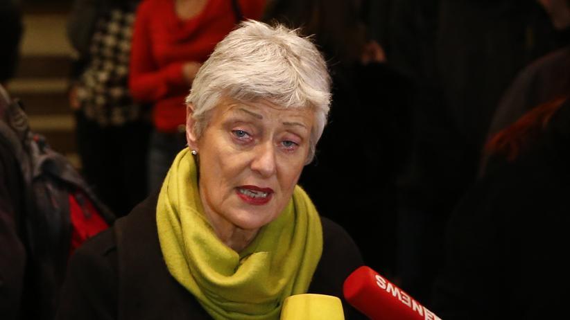 Die Grüne Marieluise Beck saß bis 2017 im Deutschen Bundestag.