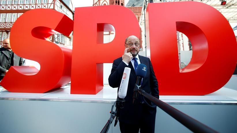 """Martin Schulz: """"Ich war ein glückloser Parteiführer"""""""