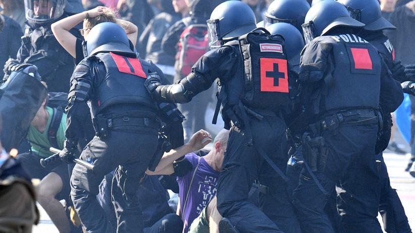 G20: Der Bund zahlt 69 Millionen Euro für Sicherheit beim G20 Gipfel