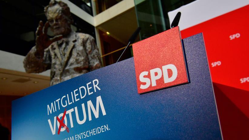 SPD-Mitgliederentscheid: Die Mitglieder der SPD haben entschieden, die Neuauflage der großen Koalition kann kommen.
