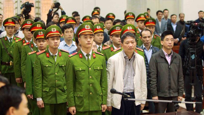 Bundesanwaltschaft: Anklage wegen Entführung eines Vietnamesen