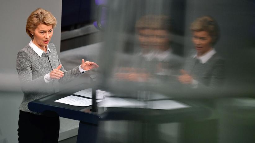 """Ursula von der Leyen: """"Putin ist schon lange kein Partner mehr"""""""