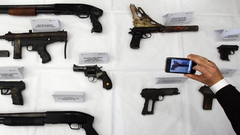 Waffenrecht: Bundesrat will Waffenbesitz für Extremisten erschweren