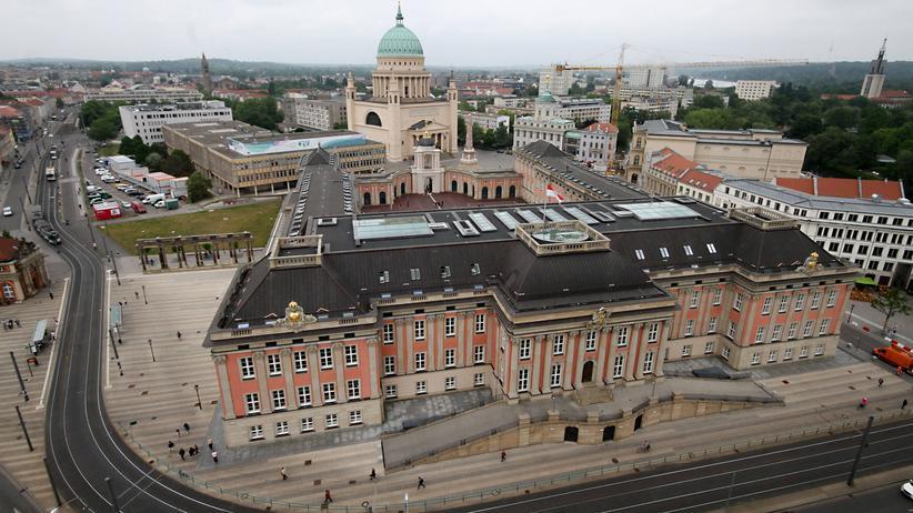 Brandenburg: Schwarz-dunkelrote Annäherung