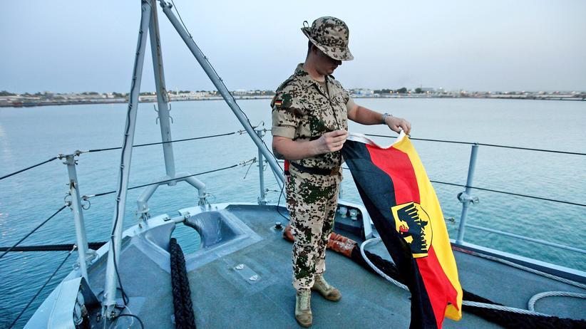 Ausbildungsmission: Bundeswehr beendet Einsatz in Somalia