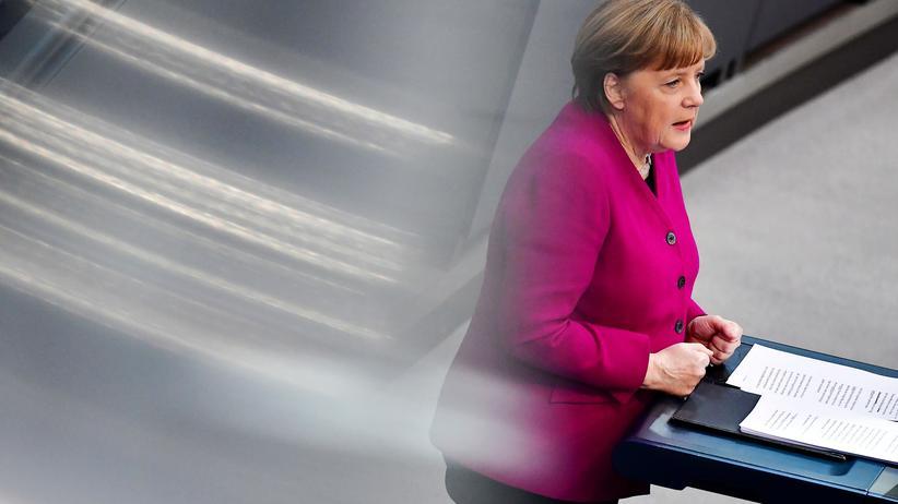 Große Koalition: Endlich Streit!
