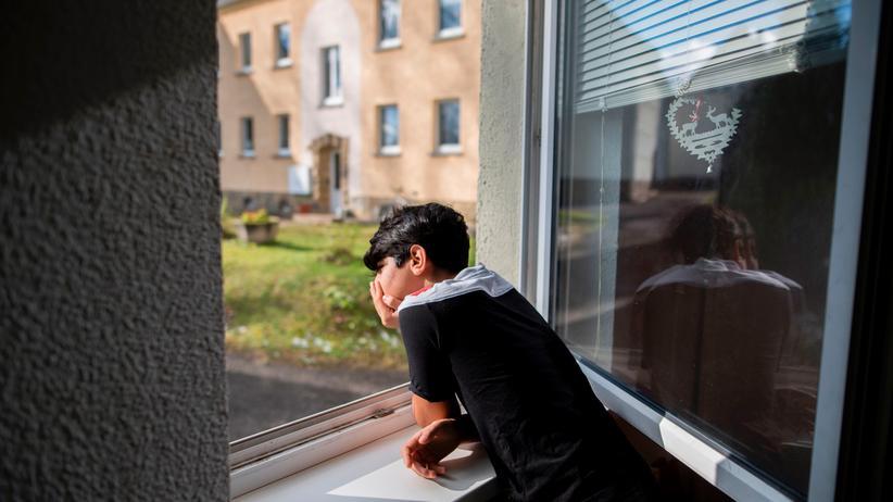 Familienzusammenführung: Ein junger Libanese, angekommen im sächsischen Clausnitz