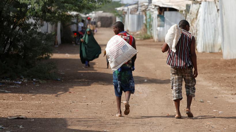 Flüchtlinge Kenia